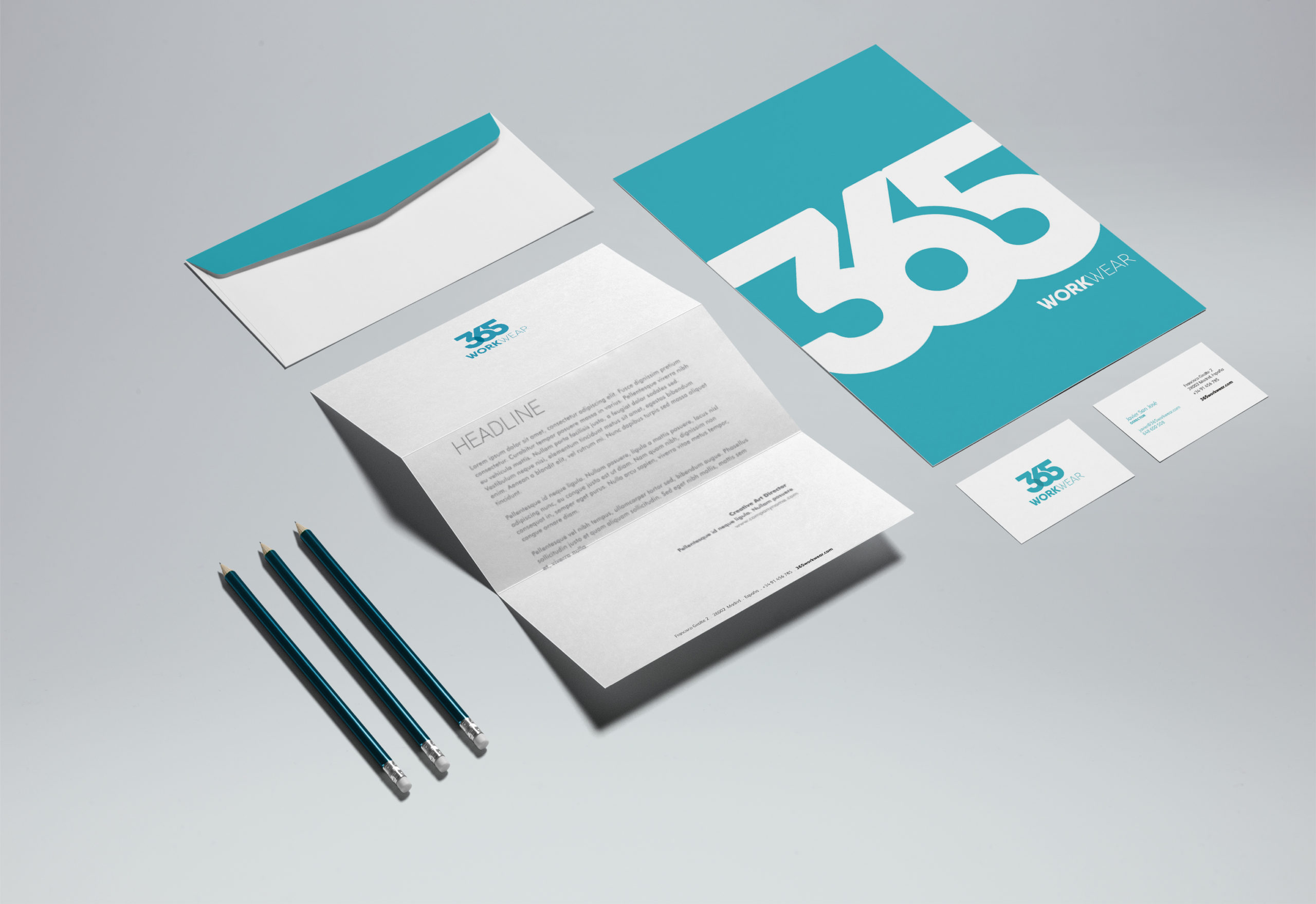 365 workwear papeleria