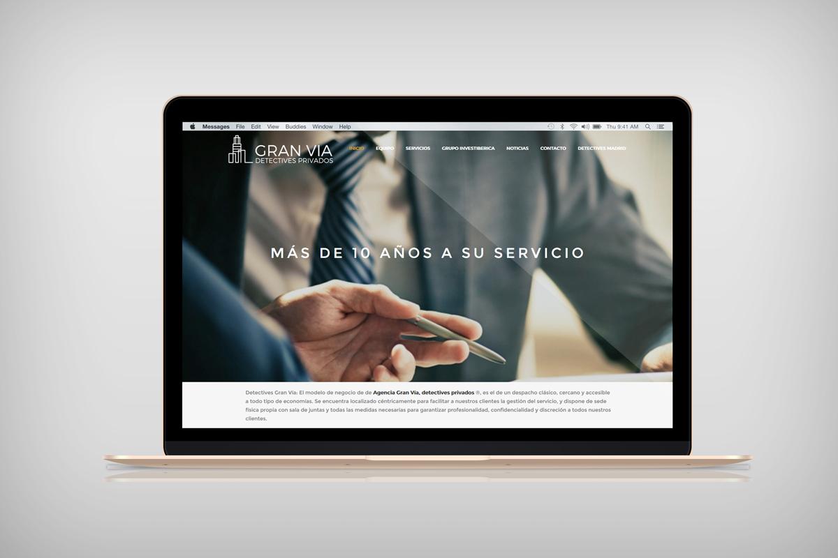 GRAN VIA WEB